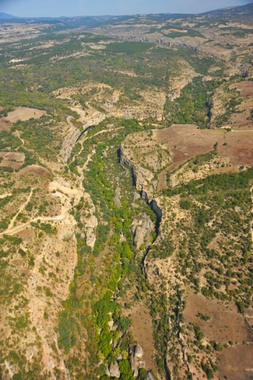 kirpe kanyonu safranbolu