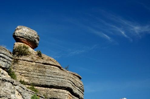 kirpe kanyonu duvarlari