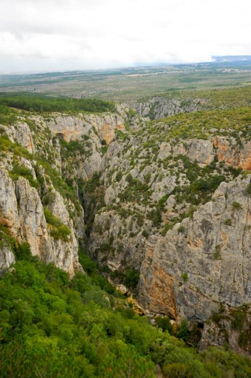 sakaralan kanyonu