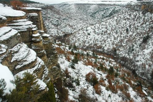 sircali kanyonu kis