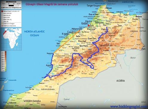 yol haritasi