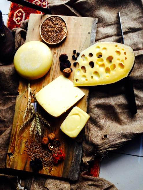kars peynirciligi