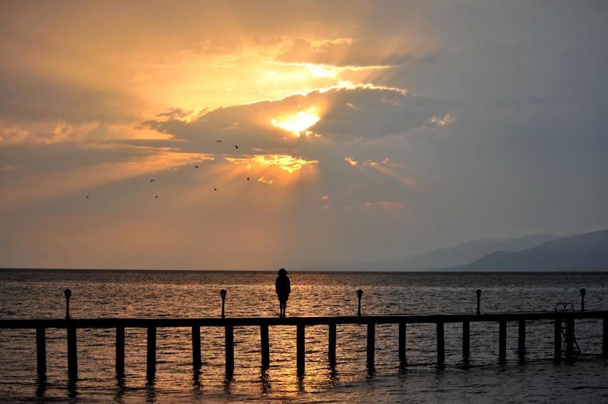 İznik Gölü'nde Büyülü Günbatımları -32 | Sırtçantam Gezi ve Kültür Dergisi