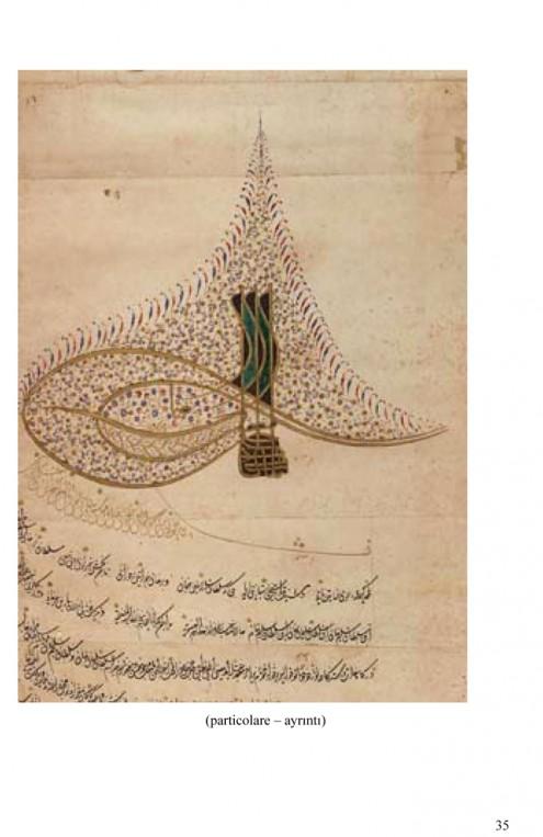 carte del sultano arsiv venedik